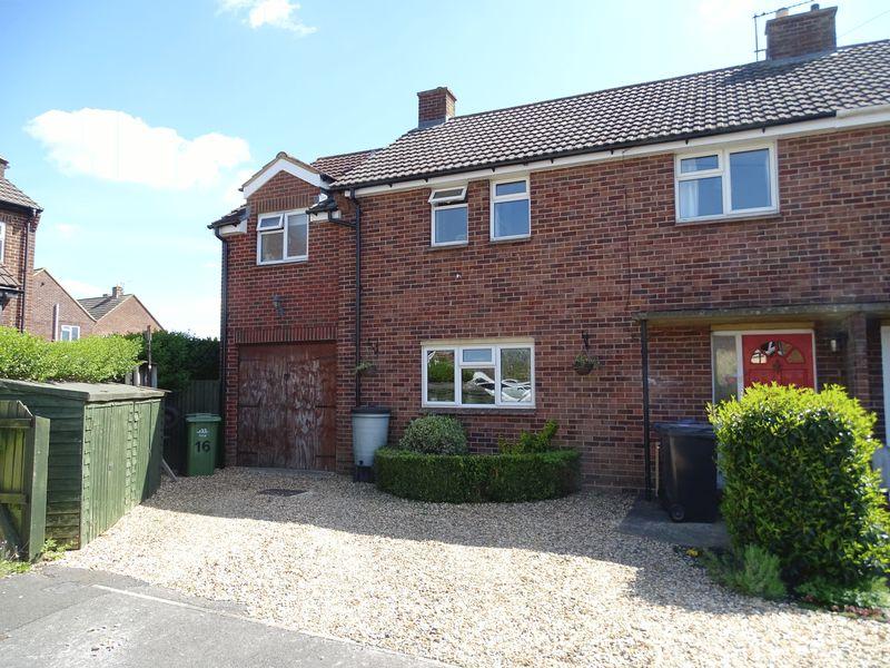 4 Bedrooms Semi Detached House for sale in Chalfield Crescent, Melksham