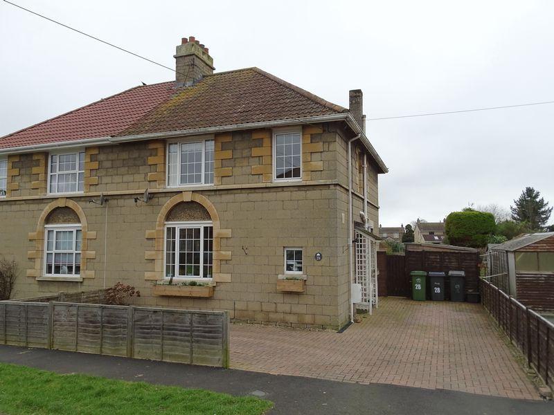3 Bedrooms Semi Detached House for sale in Addison Road, Melksham
