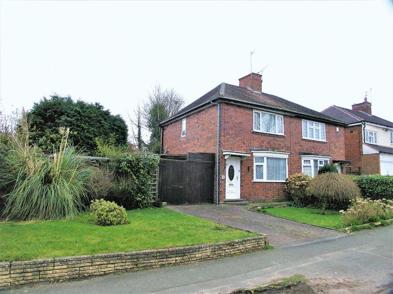 3 Bedrooms Semi Detached House for sale in Braden Road, Penn, Wolverhampton