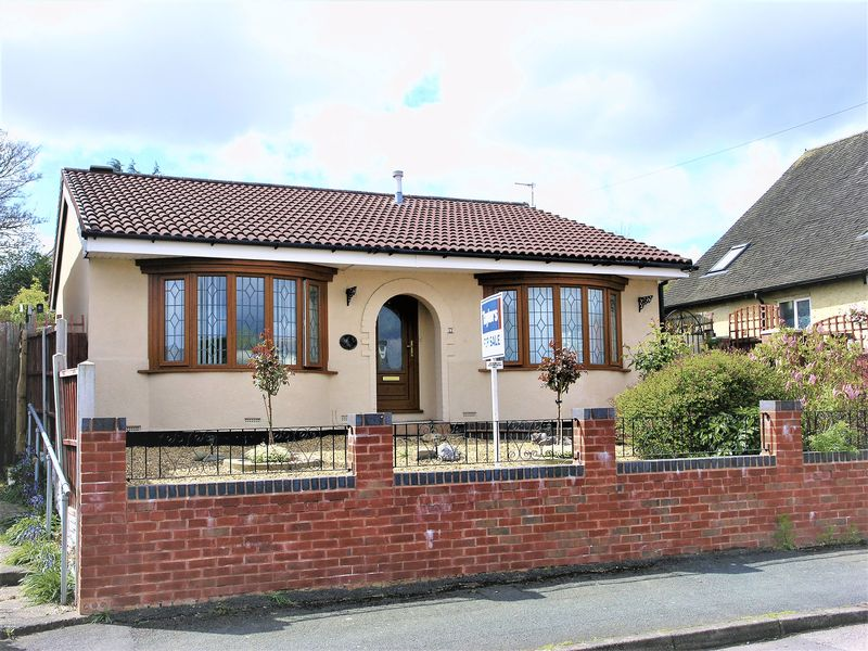 2 Bedrooms Detached Bungalow for sale in Lane Road, Lanesfield