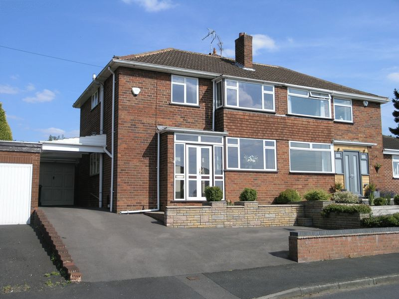 Eaton Crescent, Dudley, DY3