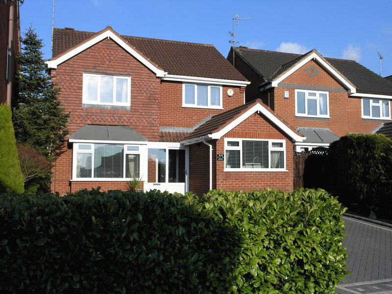 Property for sale in Wilmot Gardens, Dudley