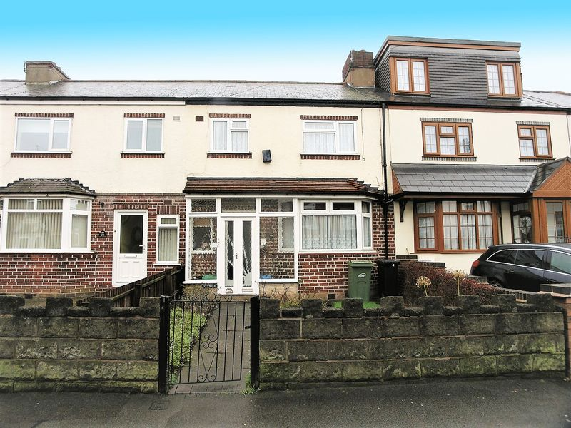 3 Bedrooms Terraced House for sale in Kings Road, Sedgley