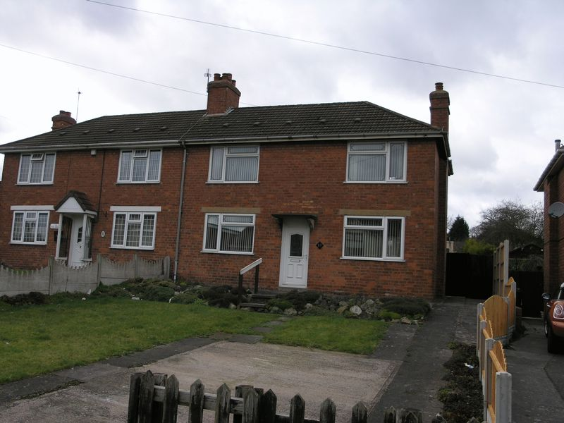 3 Bedrooms Semi Detached House for sale in Ettingshall Road, Bilston