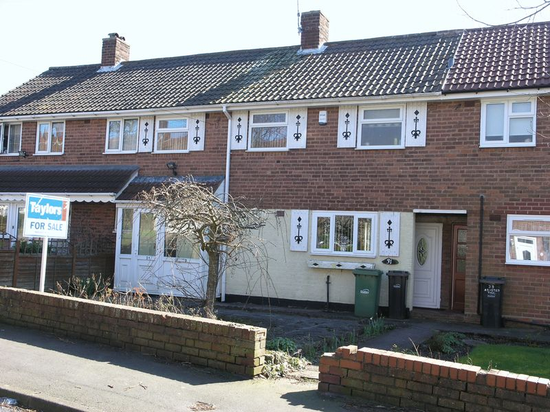 3 Bedrooms Terraced House for sale in Lime Road, Sedgley
