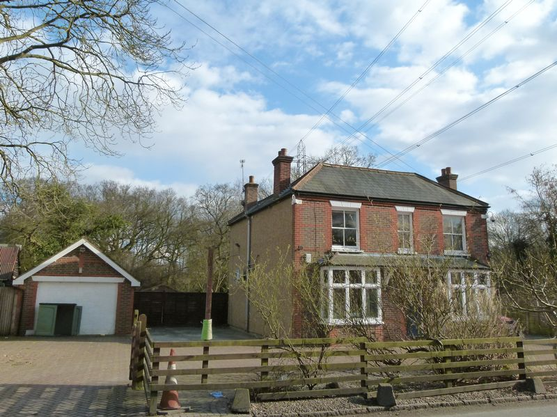 Station Road, Bricket Wood, St Albans - £775,000