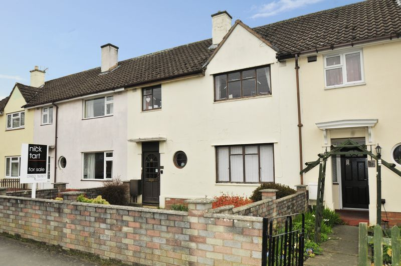 3 Bedrooms Terraced House for sale in St Marys Road, Much Wenlock