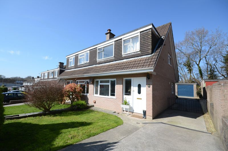 3 Bedrooms Semi Detached House for sale in Willow Road, Tavistock