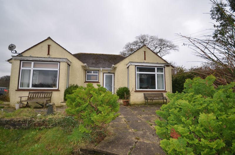 2 Bedrooms Detached Bungalow for sale in Violet Lane, Mount Tavy Road, Tavistock