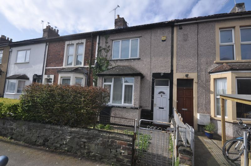 2 Bedrooms Terraced House for sale in Netham Road St George