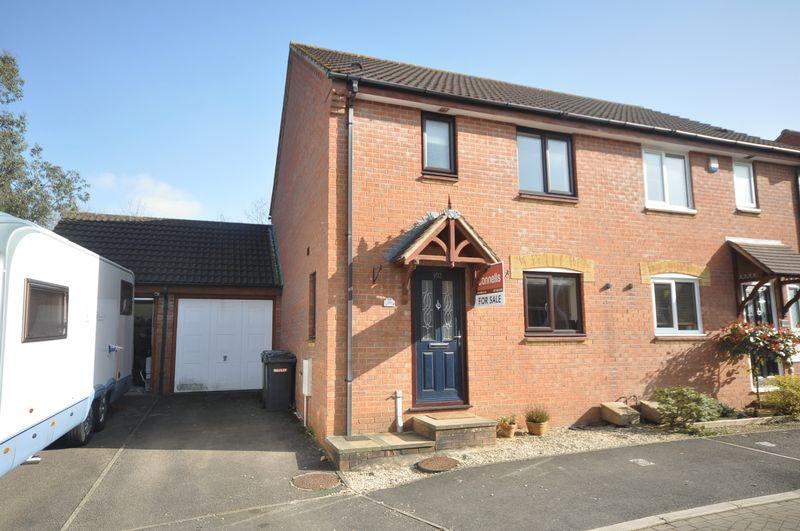 3 Bedrooms Semi Detached House for sale in Elizabeth Way, Mangotsfield