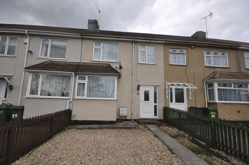 3 Bedrooms Terraced House for sale in Tenniscourt Road Kingswood