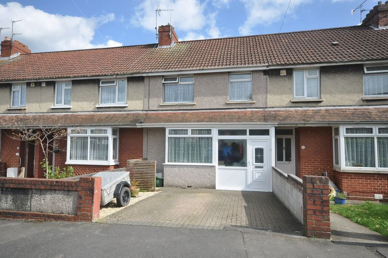 3 Bedrooms Terraced House for sale in James Road Staple Hill