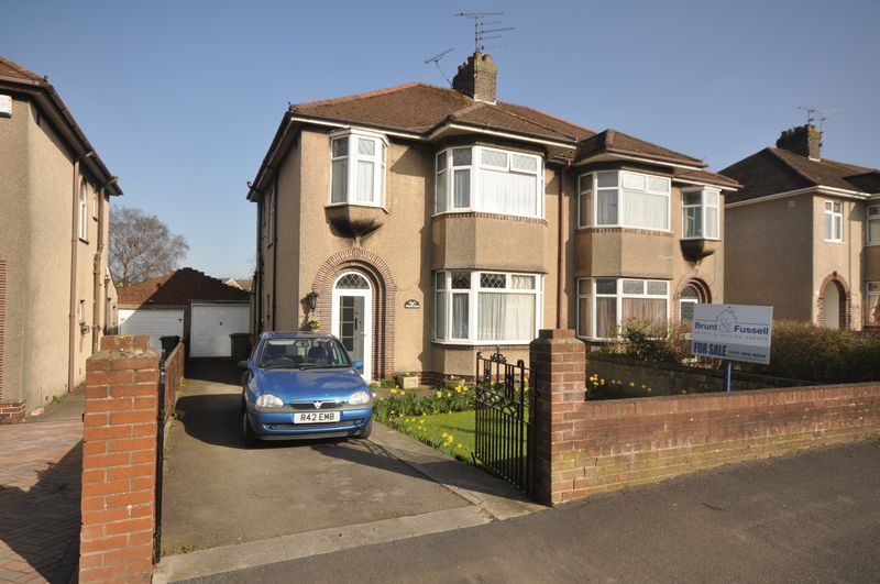 3 Bedrooms Semi Detached House for sale in Badminton Road Downend
