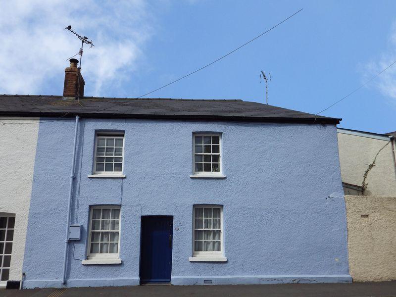 Baker Street, Abergavenny, NP7