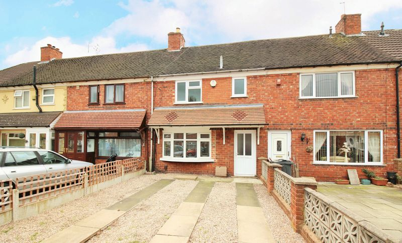 3 Bedrooms Terraced House for sale in Carisbrooke Road, Wednesbury
