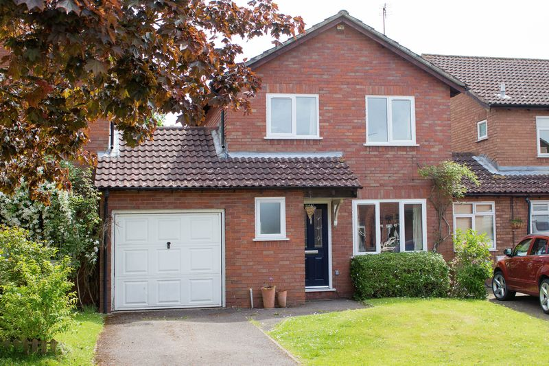 3 Bedrooms Detached House for sale in Marchwood