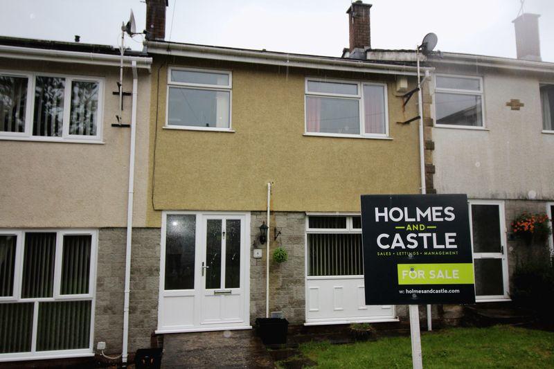 4 Bedrooms Terraced House for sale in HEOL DEINIOL, NEW INN