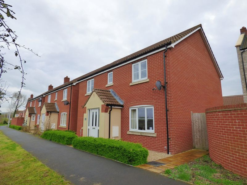 4 Bedrooms Detached House for sale in De Salis Park, West Wick, Weston-Super-Mare