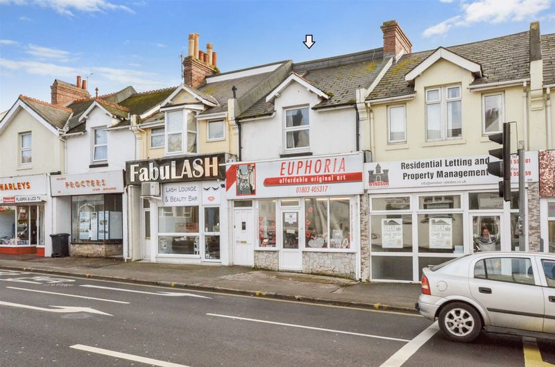 4 Bedrooms Flat for sale in Torquay Road, Preston, Paignton