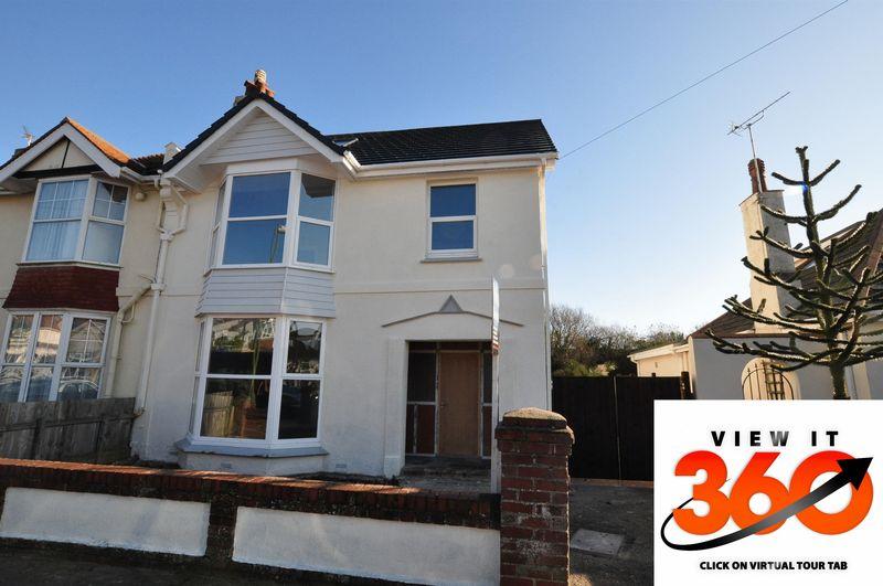 5 Bedrooms Semi Detached House for sale in Morin Road, Preston, Paignton