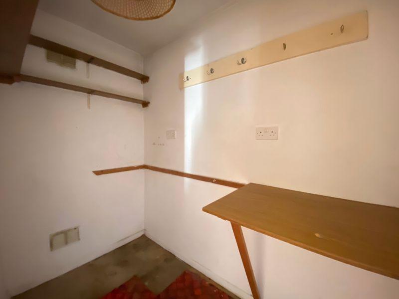 Utility/Larder cupboard