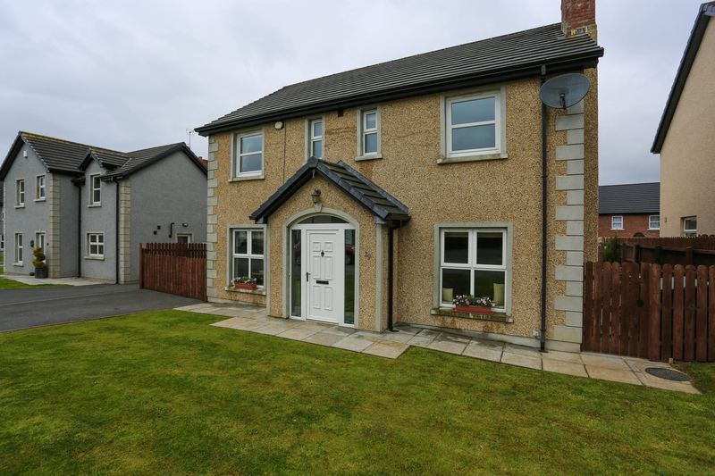 3 Bedrooms Detached House for sale in 29 Bachelors Avenue, Portadown