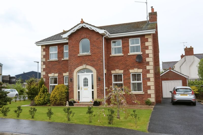 4 Bedrooms Detached House for sale in 3 Grace Manor, Portadown