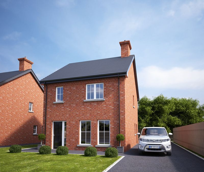 3 Bedrooms Detached House for sale in Site 75 Lacehill Park, Portadown