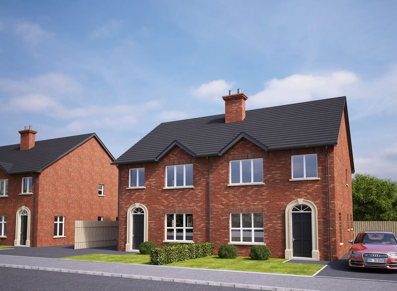 3 Bedrooms Semi Detached House for sale in Prestigious New Development of Luxury New Homes