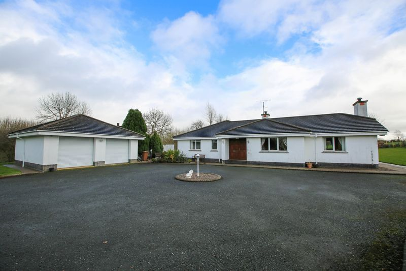 4 Bedrooms Detached Bungalow for sale in 32a Annareagh Road, Richhill