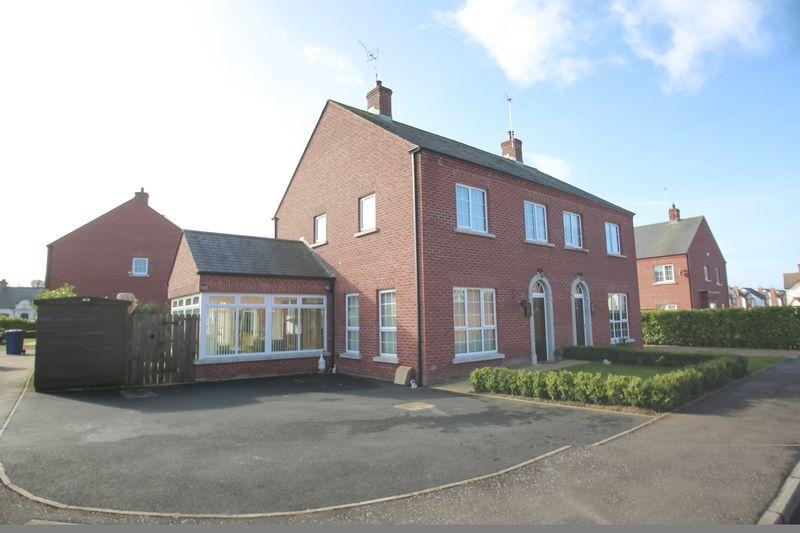 3 Bedrooms Semi Detached House for sale in 63 Lisnisky Walk, Portadown