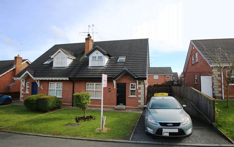 3 Bedrooms Semi Detached House for sale in 20 The Fairways, Portadown