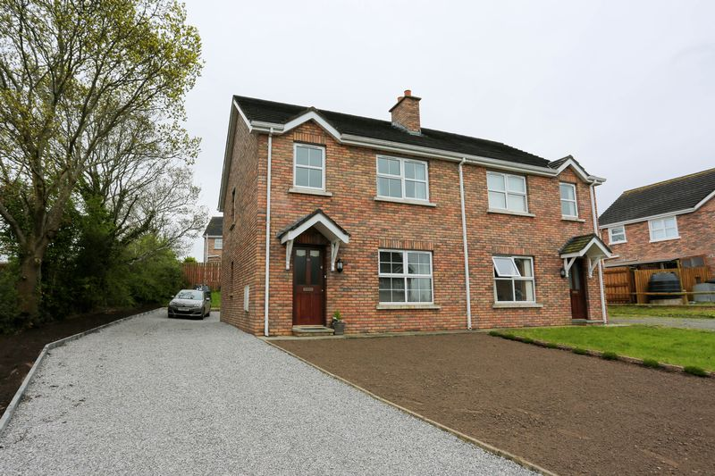 3 Bedrooms Semi Detached House for sale in 19 Ballyoran Manor, Portadown