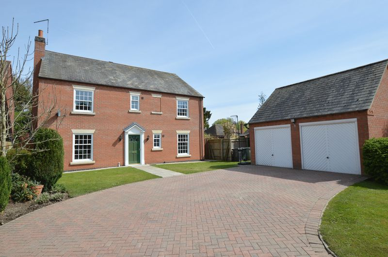 4 Bedrooms Detached House for sale in 5 Baines Close, Coningsby
