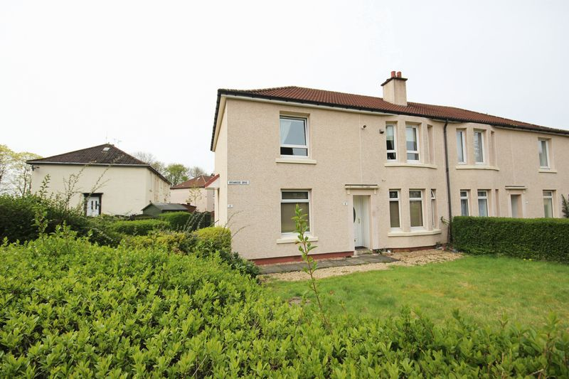 2 Bedrooms Flat for sale in Brownside Drive, Knightswood, Glasgow, G13 4BN