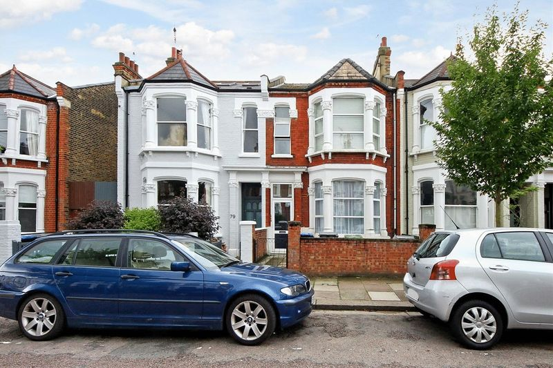 2 Bedrooms Flat for sale in Leighton Gardens Kensal Rise London NW10