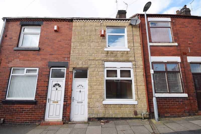 2 Bedrooms Terraced House for sale in Kelsall Street, Burslem