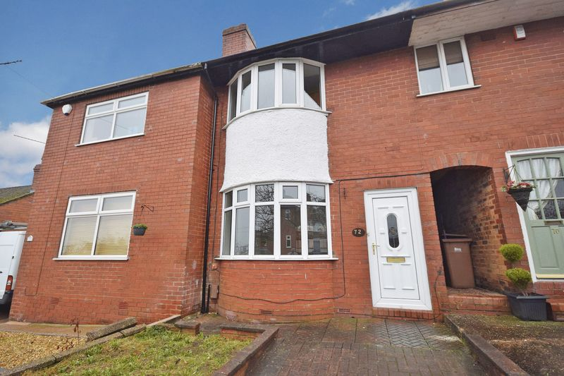 3 Bedrooms Terraced House for sale in Abbotts Drive, Sneyd Green