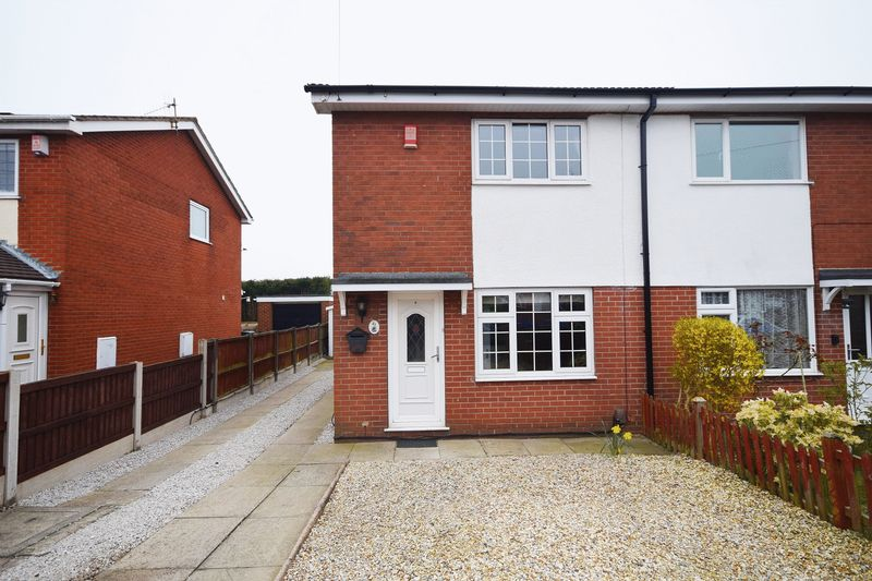 2 Bedrooms Semi Detached House for sale in Cheltenham Grove, Birches Head