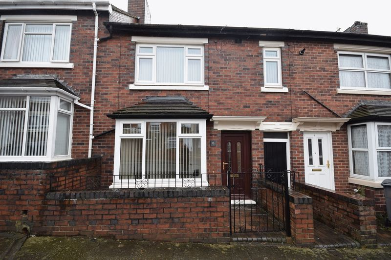 2 Bedrooms Terraced House for sale in Mulberry Street, Hanley