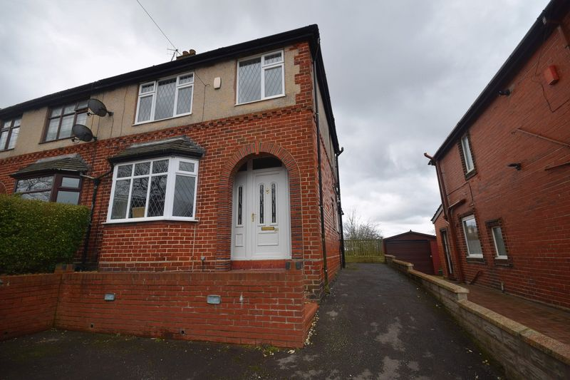 3 Bedrooms Semi Detached House for sale in Greasley Road, Bucknall