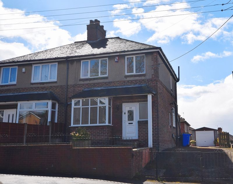 3 Bedrooms Semi Detached House for sale in Greasley Road, Abbey Hulton
