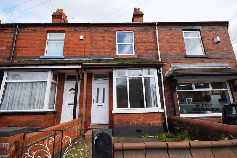 2 Bedrooms Terraced House for sale in Leek Road, Milton