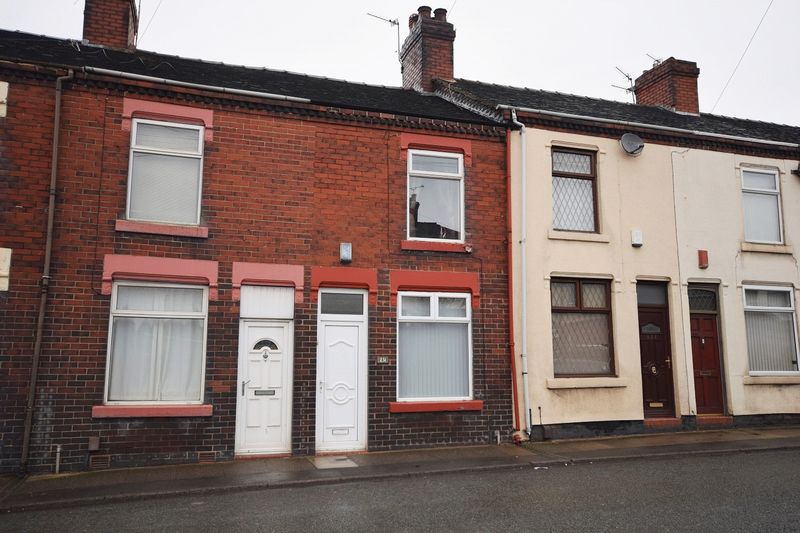 2 Bedrooms Terraced House for sale in Leek New Road, Sneyd Green