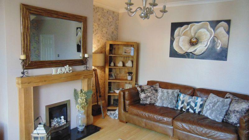 2 Bedrooms Terraced House for sale in ASHFIELD TERRACE SPRINGWELL VILLAGE