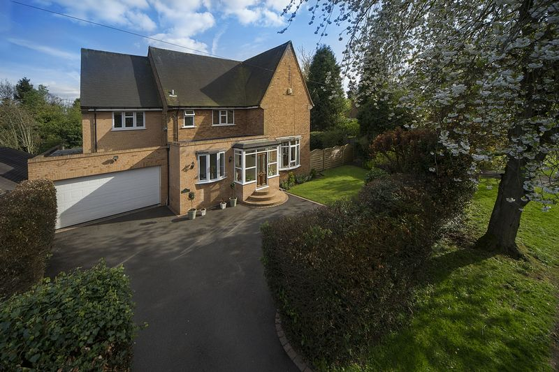 5 Bedrooms Detached House for sale in 6 Lloyd Road, Tettenhall, Wolverhampton