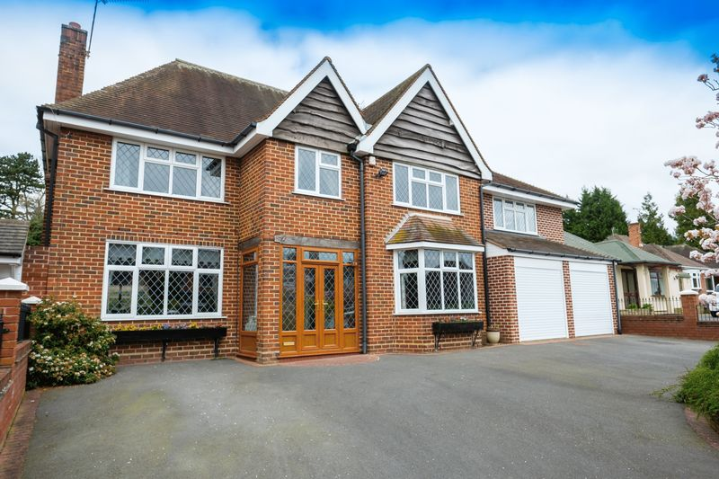 5 Bedrooms Detached House for sale in Sabrina Road, Wolverhampton