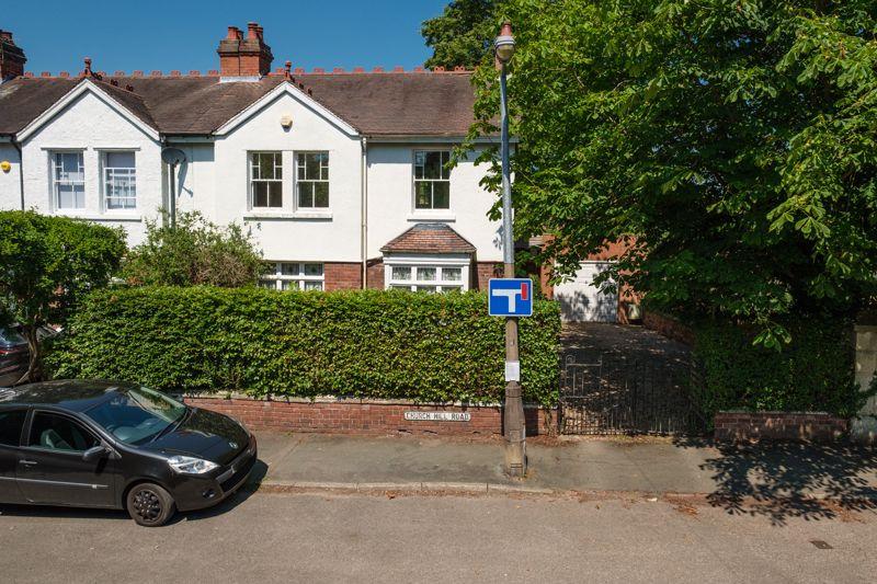 Church Hill Road