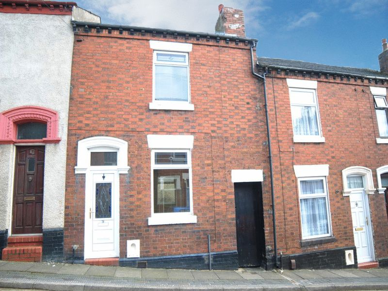 2 Bedrooms Terraced House for sale in Francis Street, Pittshill, Stoke-On-Trent, ST6 6LP
